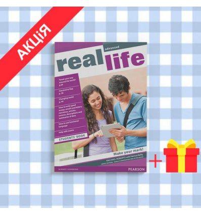 Книга Real Life Advanced: Students Book ISBN 9781405897037