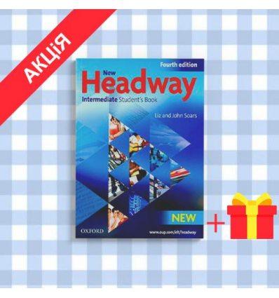 Учебник New Headway 4ed. Intermediate Students Book & iTutor DVD-ROM Pack ISBN 9780194770200