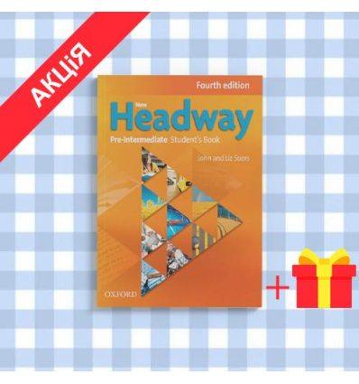 Учебник New Headway 4ed. Pre-Intermediate Students Book & iTutor DVD-ROM Pack ISBN 9780194769662