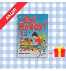Учебник Get Ready 1 Pupils book 9780194339124