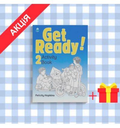 Рабочая тетрадь Get Ready 2 Arbeitsbuch ISBN 9780194339209