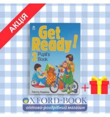Учебник Get Ready 2 Pupils book ISBN 9780194339193