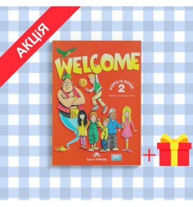 Учебник Welcome 2 students book 9781903128190 купить Киев Украина