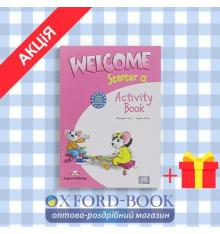 Рабочая тетрадь Welcome Starter a Activity Book ISBN 9781845583545