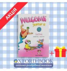 Учебник Welcome Starter a Pupils Book ISBN 9781845582531