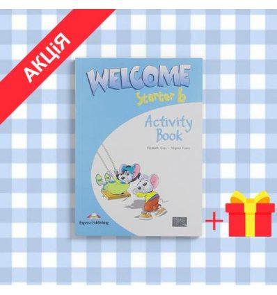 Рабочая тетрадь Welcome Starter b Activity Book ISBN 9781845580766