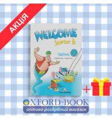 Учебник Welcome Starter b Pupils Book ISBN 9781844668724