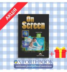 Учебник On Screen 1 (a1-a2) Students Book ISBN 9781471534751