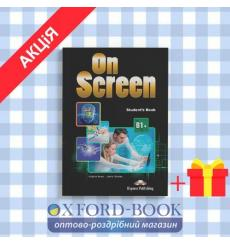 On screen B1+ Student's Book with Writing Book + iebook