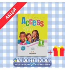 Учебник Access 1 Students Book ISBN 9781846794704