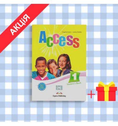 Учебник Access 1 Students Book ISBN 9781846794704