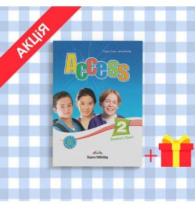 Учебник Access 2 Students Book ISBN 9781846797811
