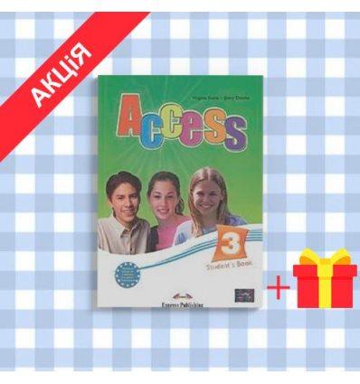 Учебник Access 3 Students Book ISBN 9781846797910