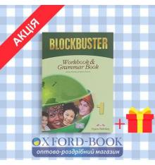 Рабочая тетрадь Blockbuster 1 workbook & Grammar Book ISBN 9781844667178