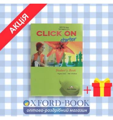 Учебник Click On St Students Book ISBN 9781843256540