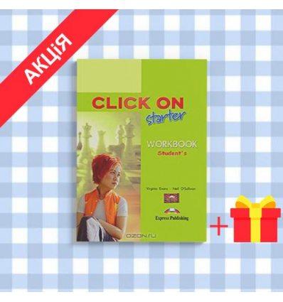 Рабочая тетрадь Click On St workbook ISBN 9781843257530