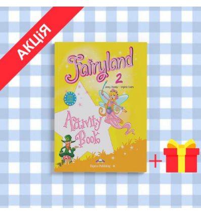 Рабочая тетрадь Fairyland 2 Activity Book ISBN 9781846796746