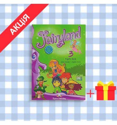 Учебник Fairyland 3 Pupils Book ISBN 9781846793899