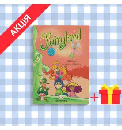 Учебник Fairyland 4 Pupils Book ISBN 9781846794230