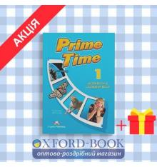 Рабочая тетрадь Prime Time 1 workbook & Grammar Book ISBN 9781780984438
