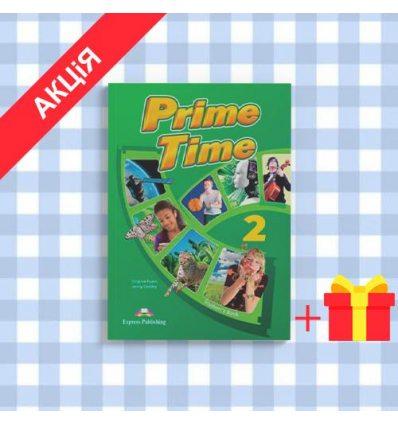 Учебник prime time 2 Students Book ISBN 9781780984452