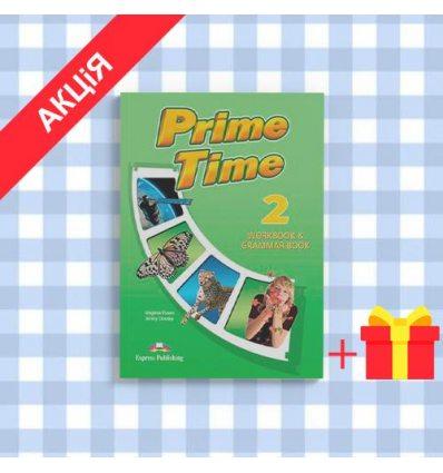 Рабочая тетрадь Prime Time 2 Workbook & Grammar ISBN 9781780984469