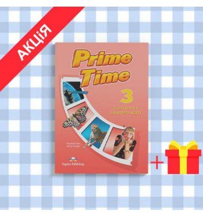 Рабочая тетрадь Prime Time 3 Workbook & Grammar ISBN 9781780984490