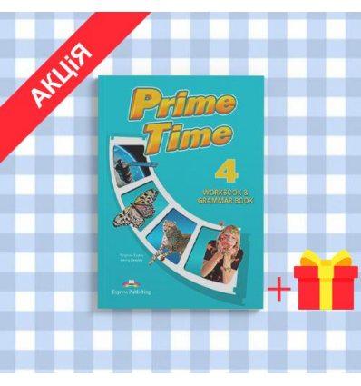 Рабочая тетрадь Prime Time 4 Workbook & Grammar ISBN 9781471500220