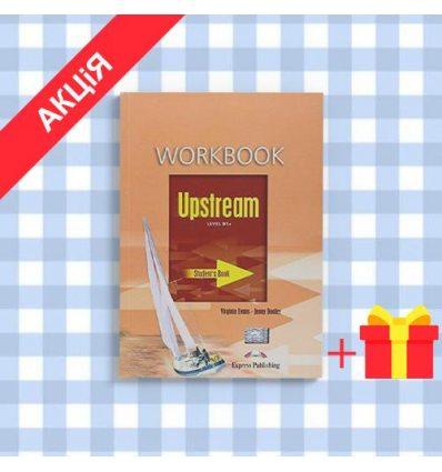 Рабочая тетрадь upstream b1+ workbook ISBN 9781846792687