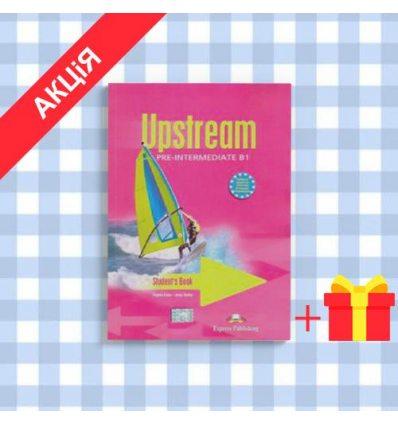 Учебник upstream pre-Intermediate b1 Students Book ISBN 9781844665730