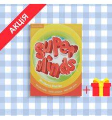 Рабочая тетрадь Super Minds Starter Workbook Puchta, H ISBN 9780521148535