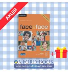 Учебник Face2face 2nd Edition Starter Students Book with DVD-ROM Redston, Ch ISBN 9781107654402