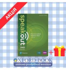 Учебник SpeakOut 2nd Edition Pre-Intermediate Students Book with DVD-ROM ISBN 9781292115979
