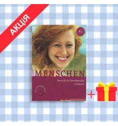 Menschen A1 Kursbuch mit DVD-ROM ISBN 9783191019013