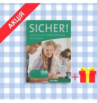 Книга sicher c1 medienpaket ISBN 9783191012083