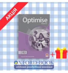 Робочий зошит Optimise B2 Workbook + key ISBN 9780230488939