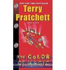 Книга Discworld Series: The Colour of Magic (Book 1) Pratchett, Terry ISBN 9780552166591 купить Киев Украина