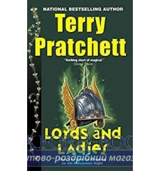 Книга Discworld Series: Lords and Ladies (Book 14) Pratchett, Terry ISBN 9780552167529 купить Киев Украина
