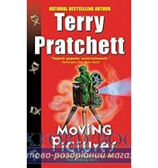 Книга Discworld Series: Moving Pictures (Book 10) Pratchett, Terry ISBN 9780552166676 купить Киев Украина