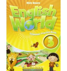 English World 3 Grammar Practice Book