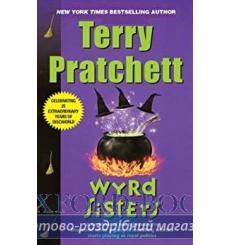 Книга Discworld Series: Wyrd Sisters (Book 6) Pratchett, Terry ISBN 9780552166645 купить Киев Украина