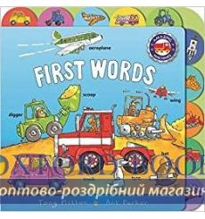 Книга Amazing Machines: First Words Tony Mitton 9780753442692 купить Киев Украина