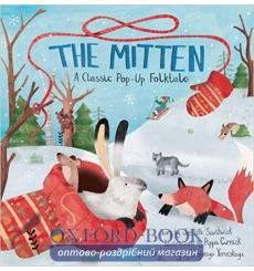 Книжка-раскладушка The Mitten: A Classic Pop-Up Folktale Jessica Southwick ISBN 9781623481537 купить Киев Украина