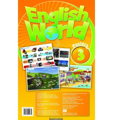 English World 3 Posters