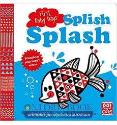 First Baby Days: Splish Splash Mojca Dolinar 9781526380388 купить Киев Украина