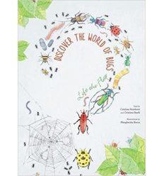 Книга с окошками Discover the World of Bugs Cristina Banfi, Cristina Peraboni, Margherita Borin ISBN 9788854412774
