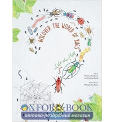 Книга с окошками Discover the World of Bugs Cristina Banfi, Cristina Peraboni, Margherita Borin ISBN 9788854412774 купить Кие...