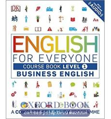 Книга English for Everyone Business English 1 Course Book ISBN 9780241242346 купить Киев Украина