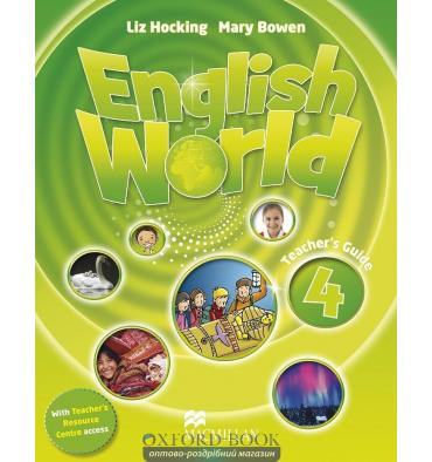 English World 4 Teacher's Book & Webcode Pack