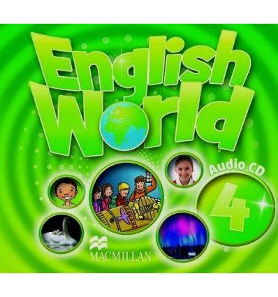English World 4 Class Audio CD(3)
